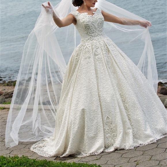 Pnina Tornai Dresses Pnina Tornai Wedding Ball Gown Rent Or Buy Poshmark